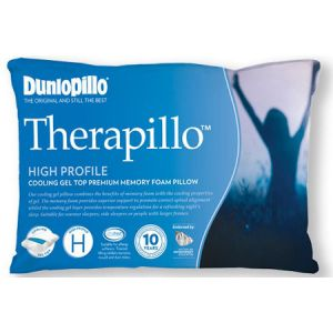 Dunlopillo Therapillo Memory Foam Pillows