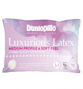 Dunlopillo Luxurious Latex Pillows