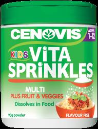 Cenovis Kids health