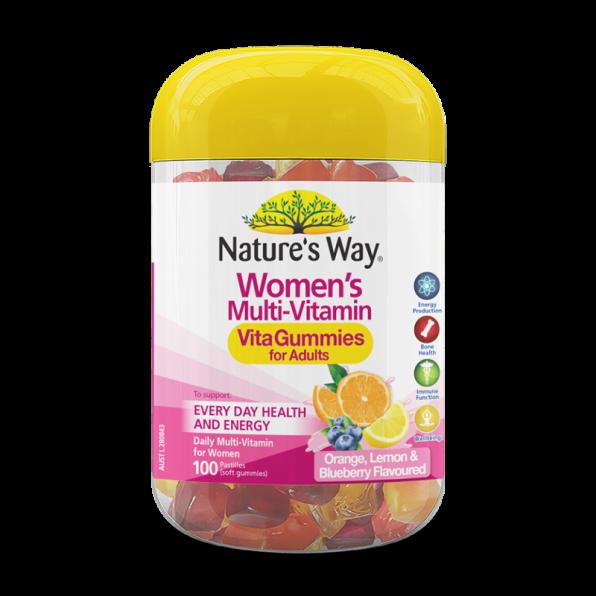 Nature's Way Adult Vita Gummies