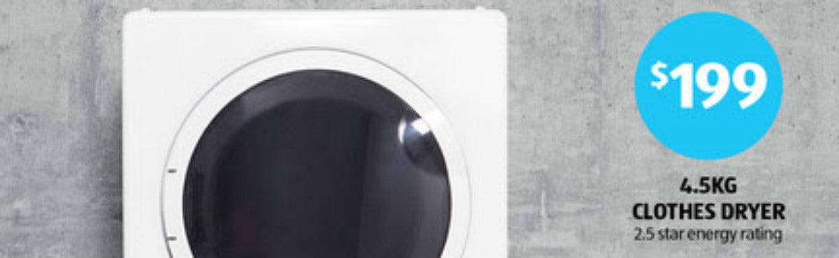 Aldi Selling Clothes Dryers For Under 200 Canstar Blue
