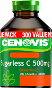 Cenovis Colds and immunity supplements