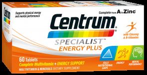Centrum Specialist Energy Plus