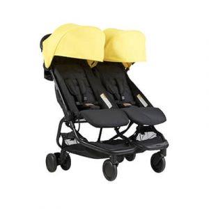 Mountain Buggy Nano Duo Stroller