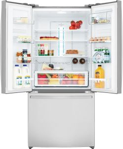 Westinghouse WHE5200SA-D 520L French Door Fridge