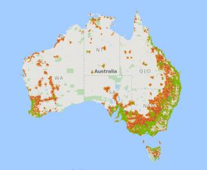 Belong Mobile Coverage Map