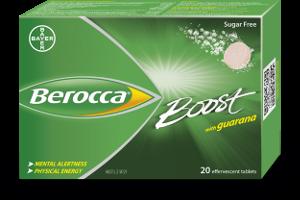 Berocca Boost with Guarana