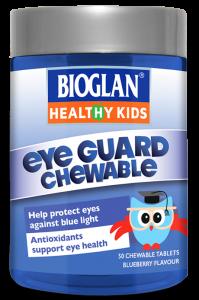 Bioglan Healthy Kids Eye Guard Chewables
