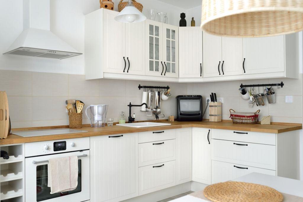 White Gas Ovens