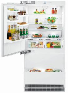 Liebherr intergrated fridge