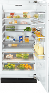 Miele intergrated fridge