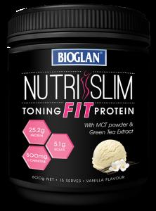 Bioglan NutriSlim FIT Toning Protein