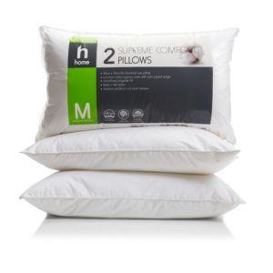Kmart Supreme Comfort Pillows
