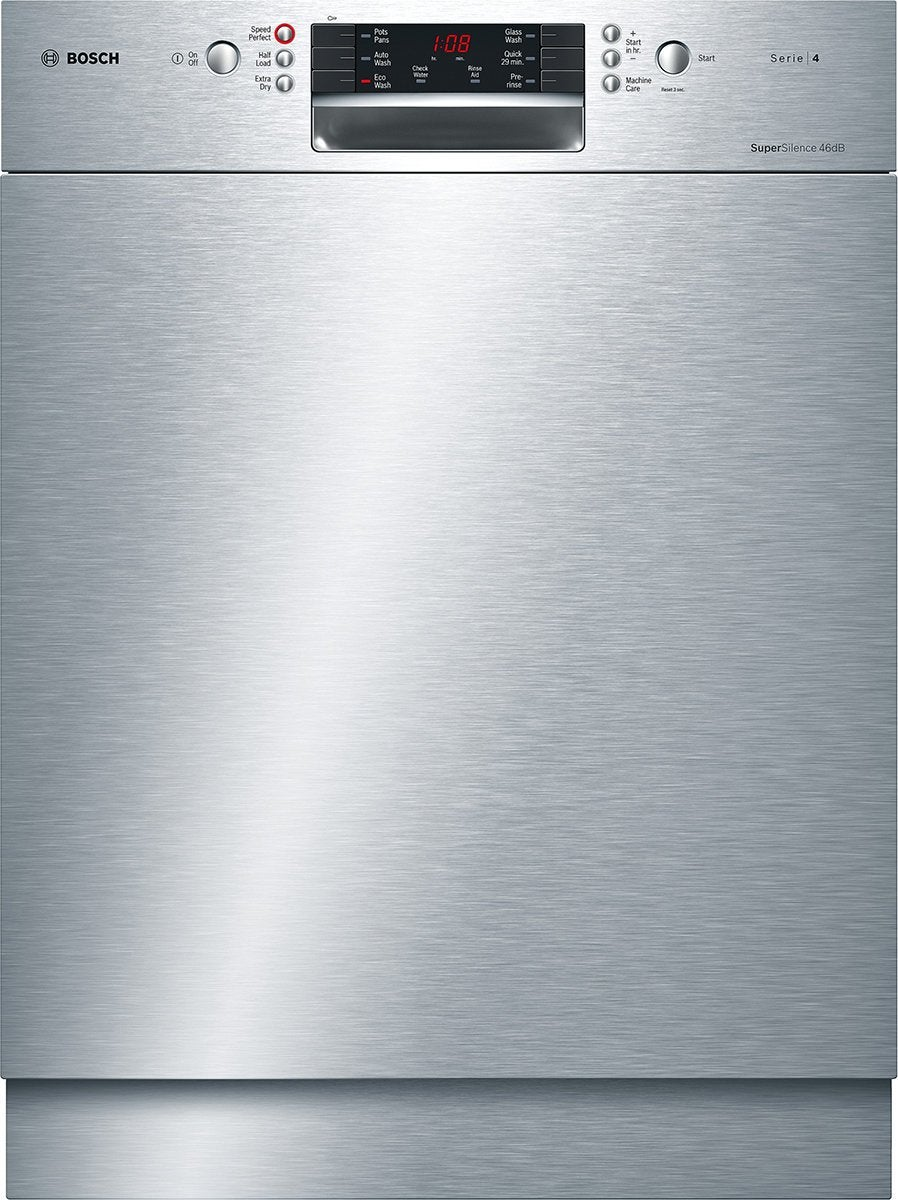 Bosch SMU46KS01A Serie 4 Under Bench Dishwasher