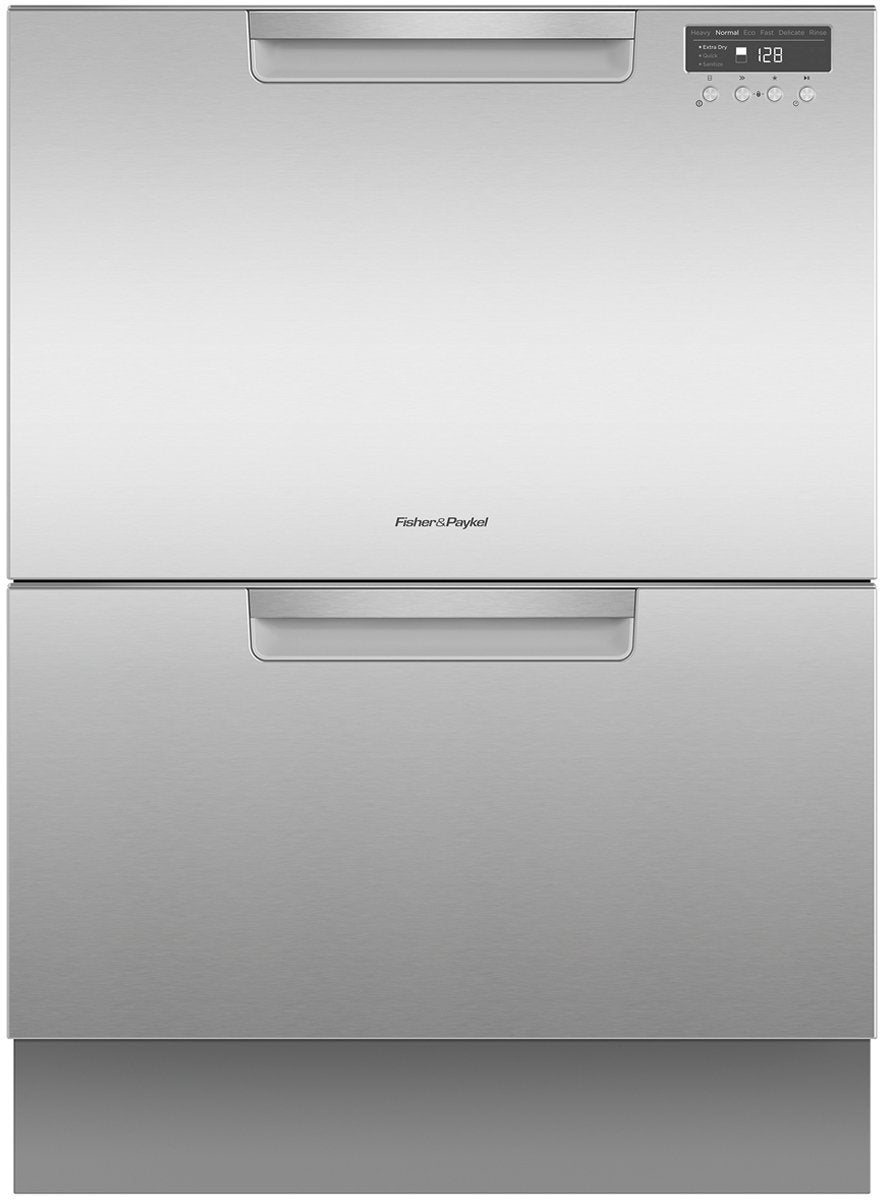 Fisher Paykel DD60DCX9 DishDrawer Double Dishwasher