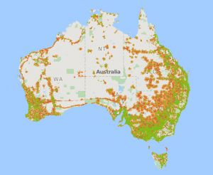 Telstra Network Coverage