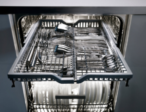 Asko D5456WH Built-in Dishwasher