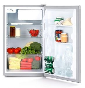 Cheapest upright fridge prices Kogan 129L SteelCold Stainless Steel Fridge review compared