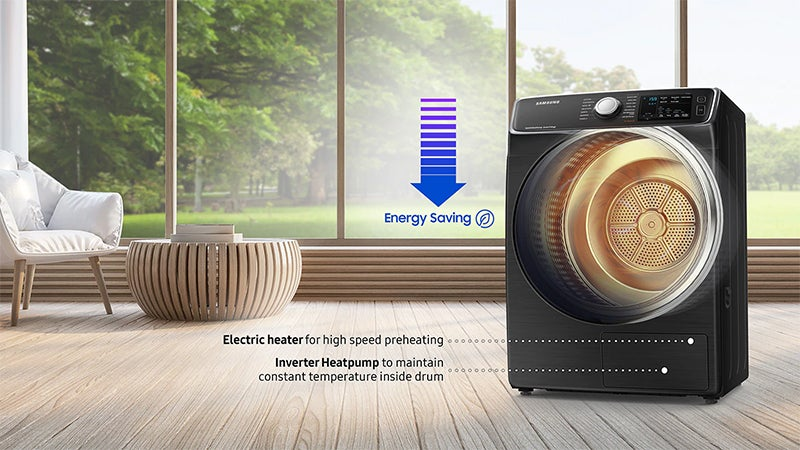 Energy Saving Samsung
