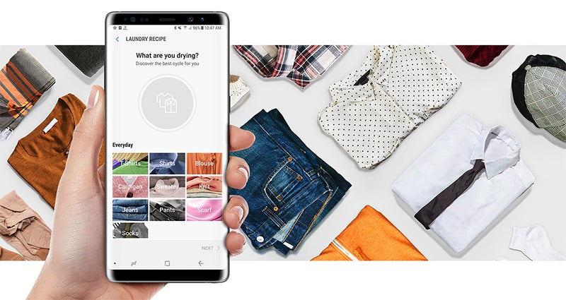 Samsung Smart Control App