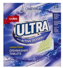 coles-ultra-dish-powder