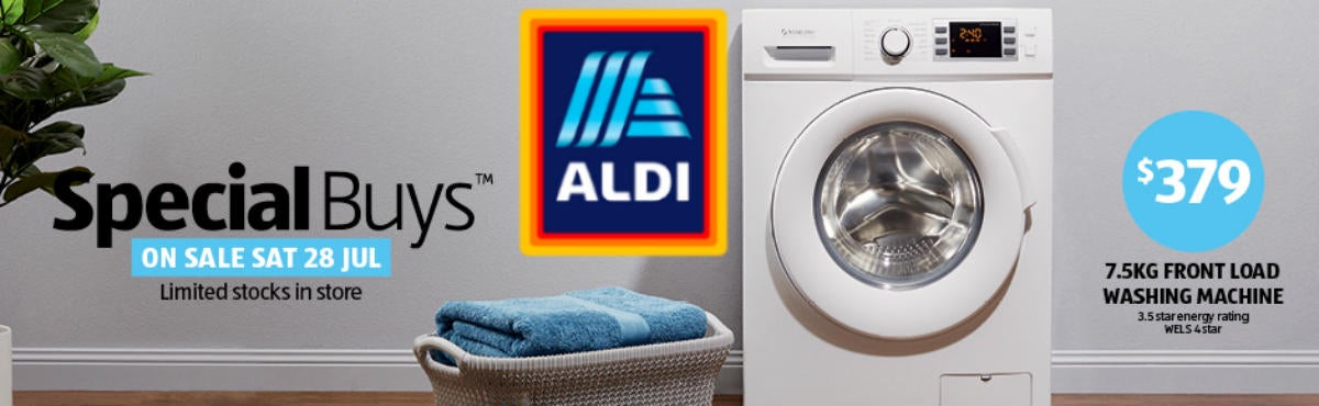 Aldi Selling Washing Machines For Under 400 Canstar Blue