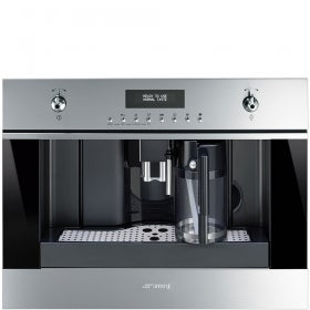 Smeg CMS6451X Classic Coffee Machine