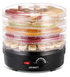 Devanti 5-Tray Food Dehydrator