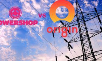 Powershop vs Origin Compared