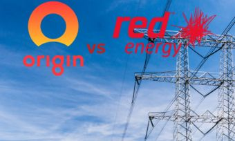 Origin vs Red Energy Comparison