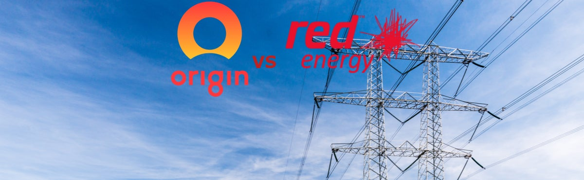 Origin Vs Red Energy Electricity Plans Amp Prices