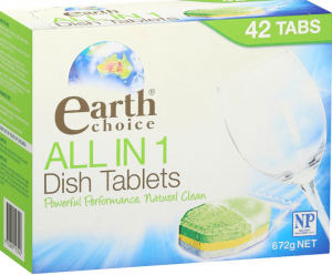 Earth Choice Dishwashing Detergent