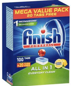 Finish Dishwashing Detergents