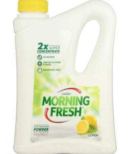 Morning Fresh detergent