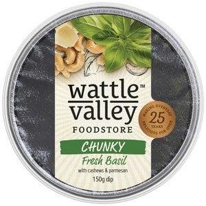 Wattle Valley Chunky Fresh Basil