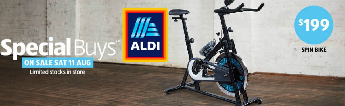 Get In Shape For Summer With Aldi Fitness Essentials