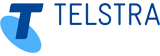The telstra logo