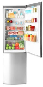 Where to store food in the fridge?
