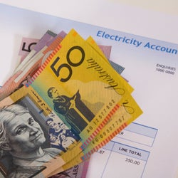 electricity bills to pay