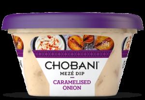 Chobani Caramelised Onions