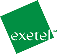 the exetel logo