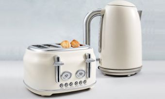 Kmart Retro & Black Small Appliances