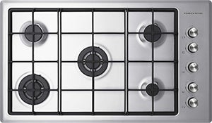 CG905CLPX2 Gas on Steel Cooktop