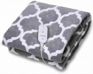 It offers a large range of electric blankets and most of them deliver  numerous heat and timer settings. c17716939