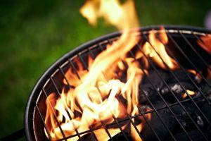 BBQ Fuel Types