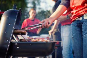 BBQ Features and accessories