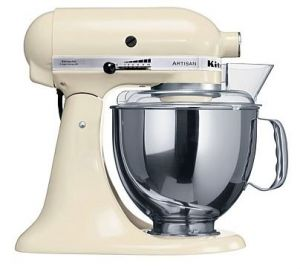 KitchenAid KSM160 Artisan Tilt-Head Stand Mixer