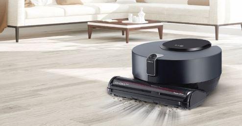 LG R9 Robotic Vacuum