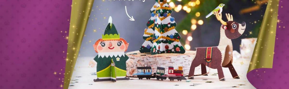 Woolworths Reveals Christmas Pop Out Collectables Canstar Blue