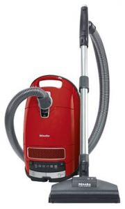 Miele Complete C3 Cat & Dog Autumn Red Vacuum